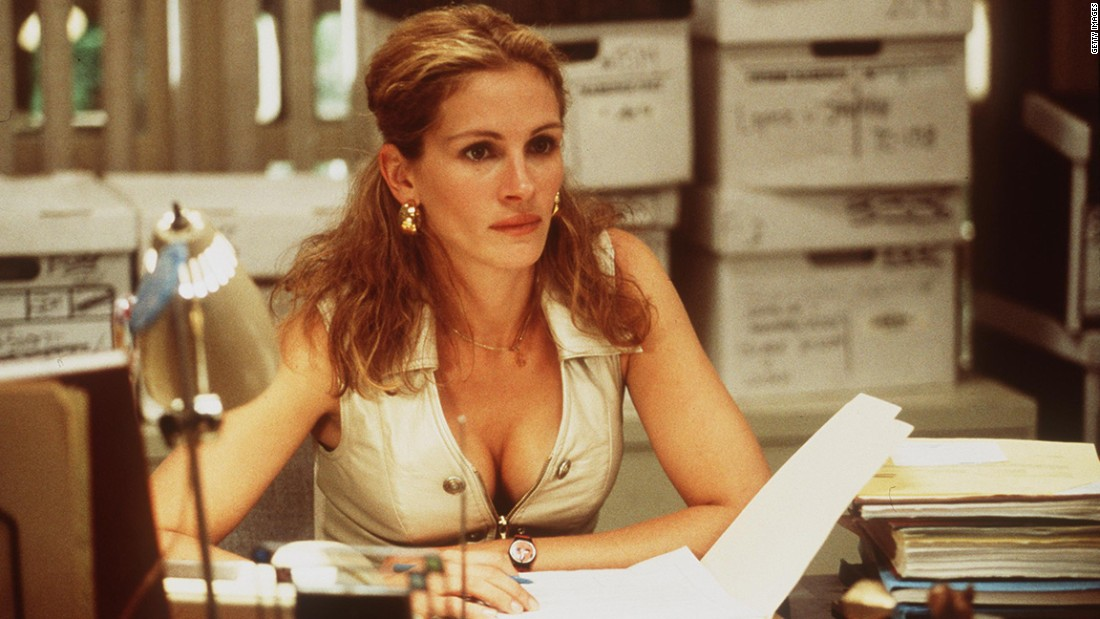 Brockovich was an environmental activist who began her famous fight against the Pacific Gas and Electric Company in 1992.