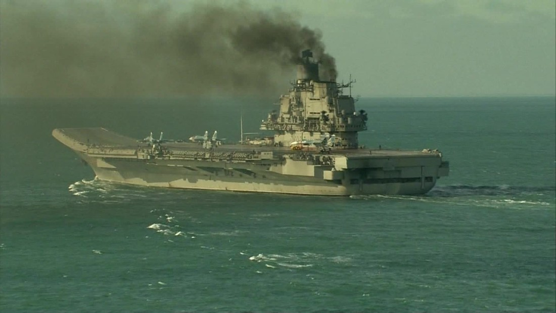Analysis: Why are Russian warships in British waters?