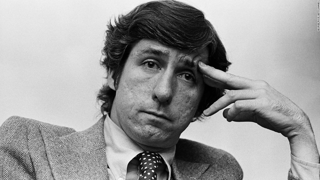 "<a href=""http://www.cnn.com/2016/10/24/us/tom-hayden-dies/index.html"" target=""_blank"">Tom Hayden</a>, a peace activist whose radical views helped spur the anti-Vietnam War movement, died October 23. He was 76."