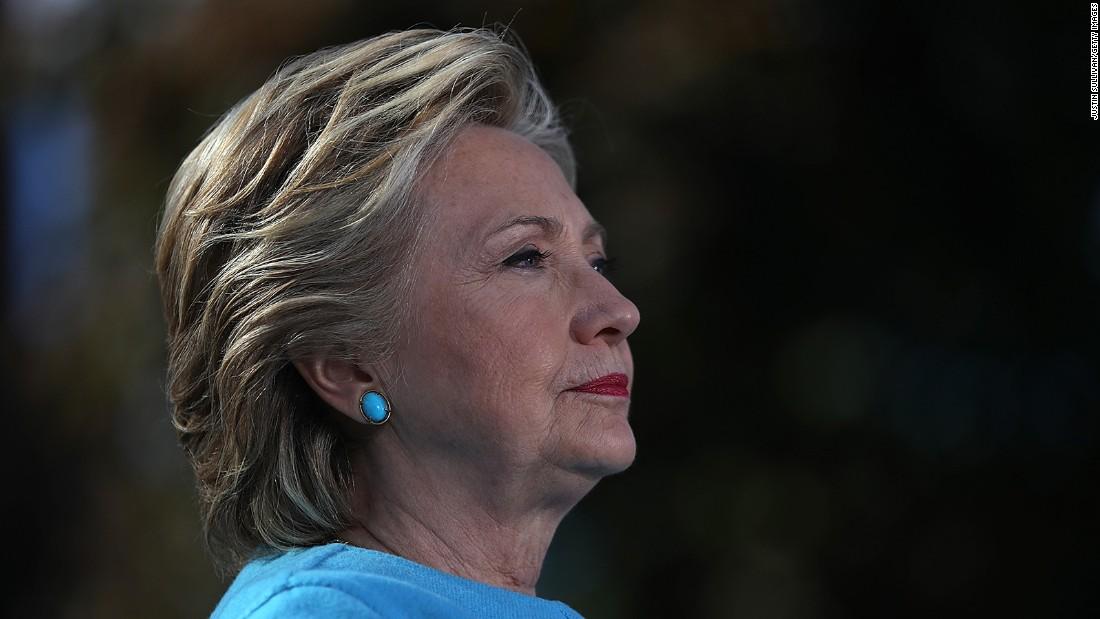 Clinton turns fire on down ballot Republicans