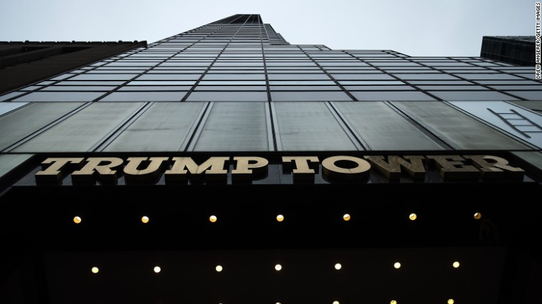 Secret Service may rent floor at Trump Tower