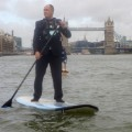 paddle boarding suit London