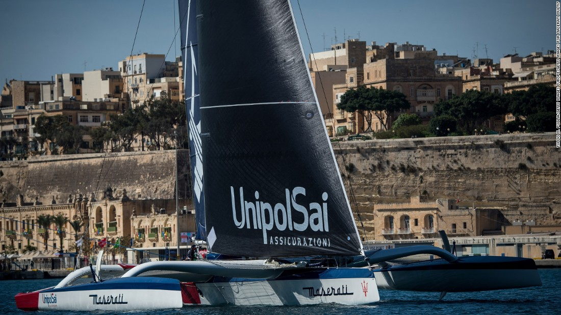 The race as it stands now was born in 1968, when the Royal Malta Yacht Club and the Royal Ocean Racing Club co-founded an event that's still going strong 37 editions later.