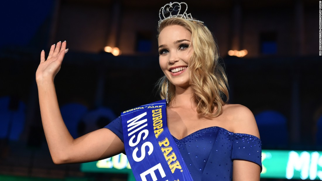 Miss Iceland quits pageant after being told she has too
