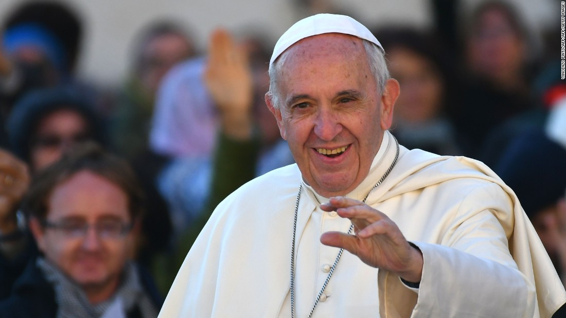 Pope warns against walls ahead of US election