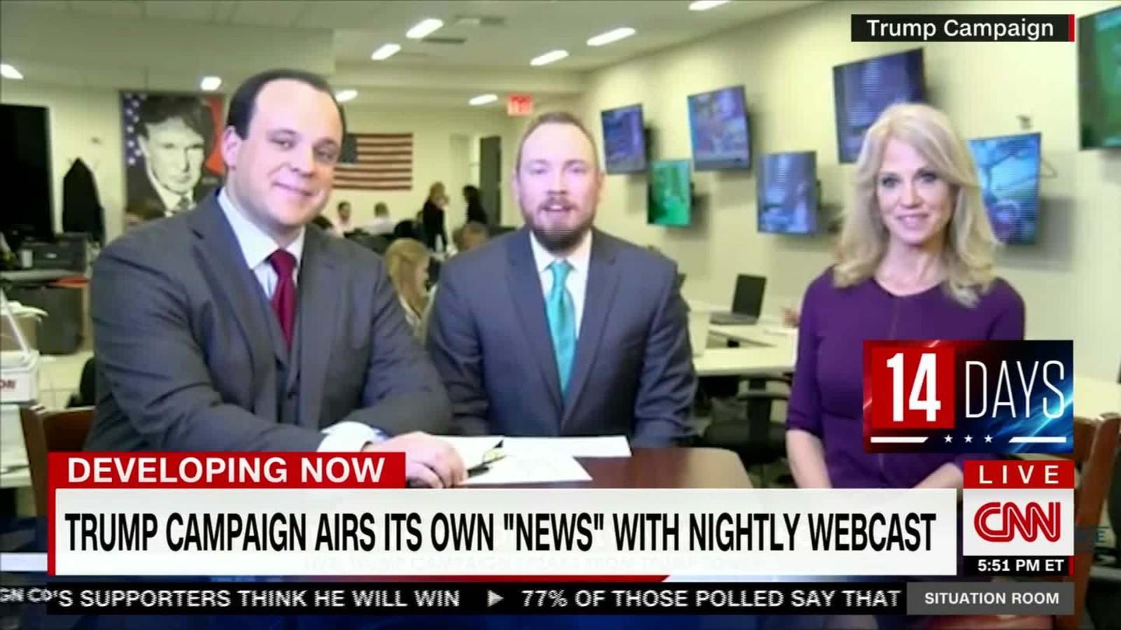 Trump Tower Live Webcasts Debut   CNN Video