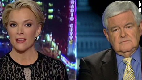 Gingrich to Megyn Kelly: You're fascinated with sex