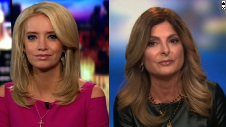 kayleigh mcenany lisa bloom on trump