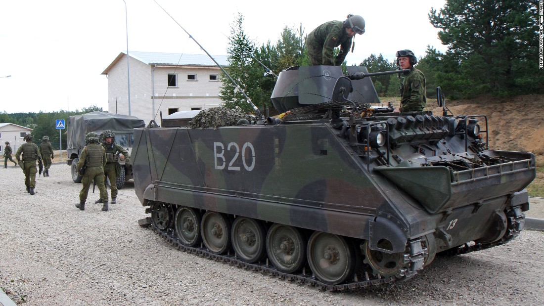 Lithuania issues manual on what to do if Russia invades