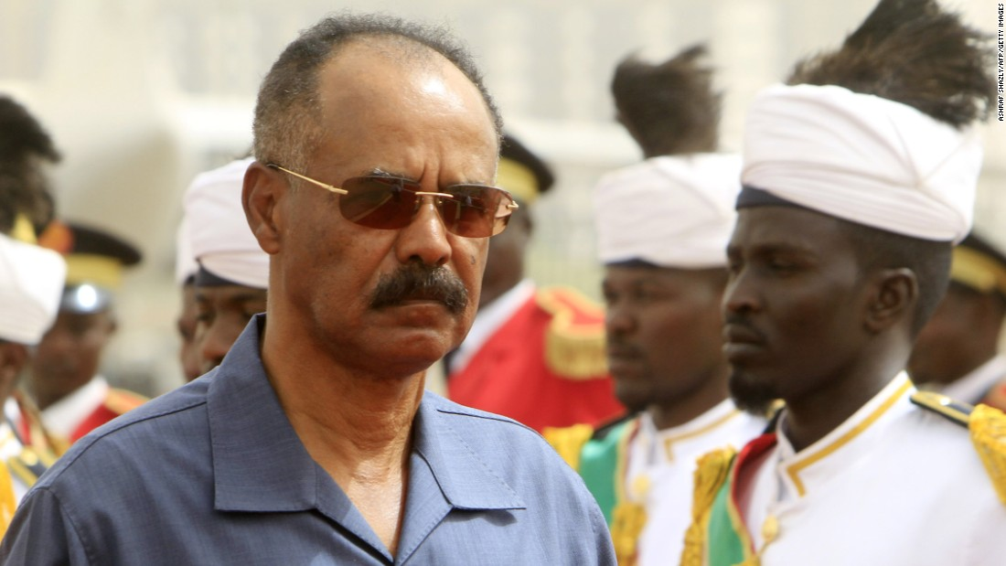 Can Eritreans' social media campaign topple leader of 'Africa's North Korea'? - CNN