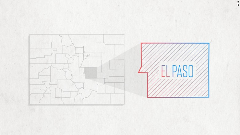 Critical Counties: Dems gain in El Paso, Colorado