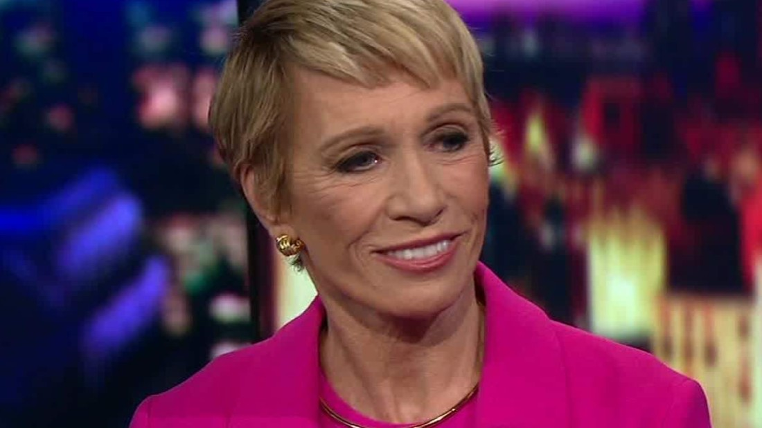 'Shark Tank' star details personal incident with Trump