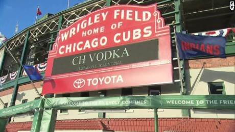 Finally: Wrigley Field hosts first World Series game since 1945