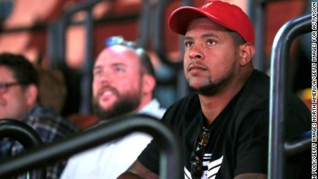 INGLEWOOD, CA - SEPTEMBER 03:  NFL player/Rise Nation owner Rodger Saffold attends The Ultimate Fan Experience, Call Of Duty XP 2016, presented by Activision, at The Forum on September 3, 2016 in Inglewood, California.  (Photo by Rich Polk/Getty Images for Activision)