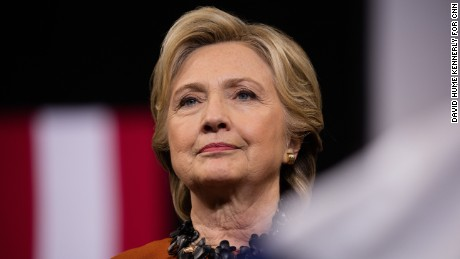 Clinton to staff: Being your candidate was an honor