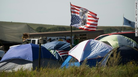 Dakota Access Pipeline: The fight isn't over