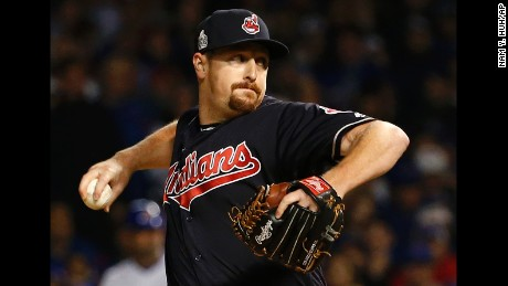 Josh Tomlin: 'It meant everything'
