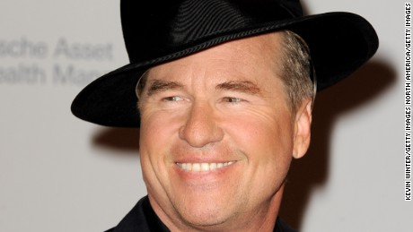 Val Kilmer insists he is not ill.