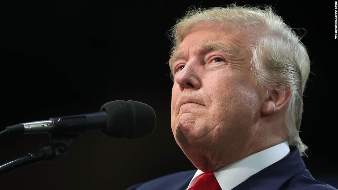Trump's Denver office vandalized twice, police say