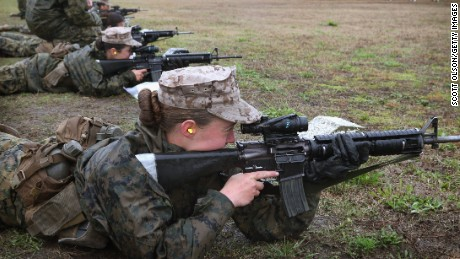 Get ready for more US women in combat