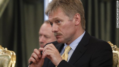 Kremlin spokesman Dmitry Peskov rejected Parker's claims.