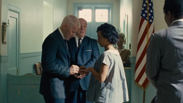 'Loving' depicts one couple's fight for the right to love