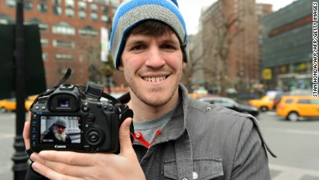 Brandon Stanton is creator of the Humans of New York blog.