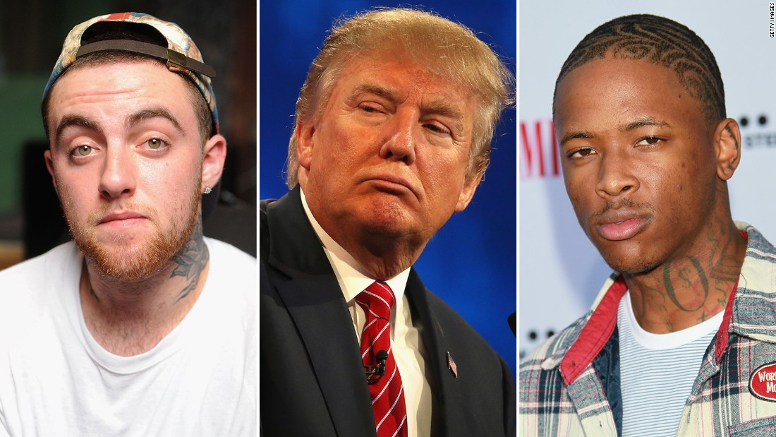 Hip-hop braces for a Donald Trump presidency