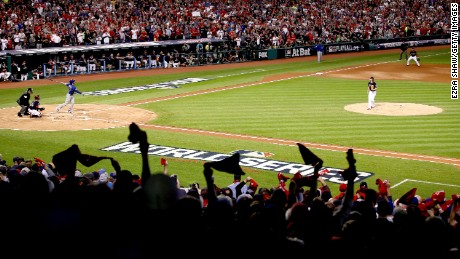 World Series 2016: Cubs vs. Indians