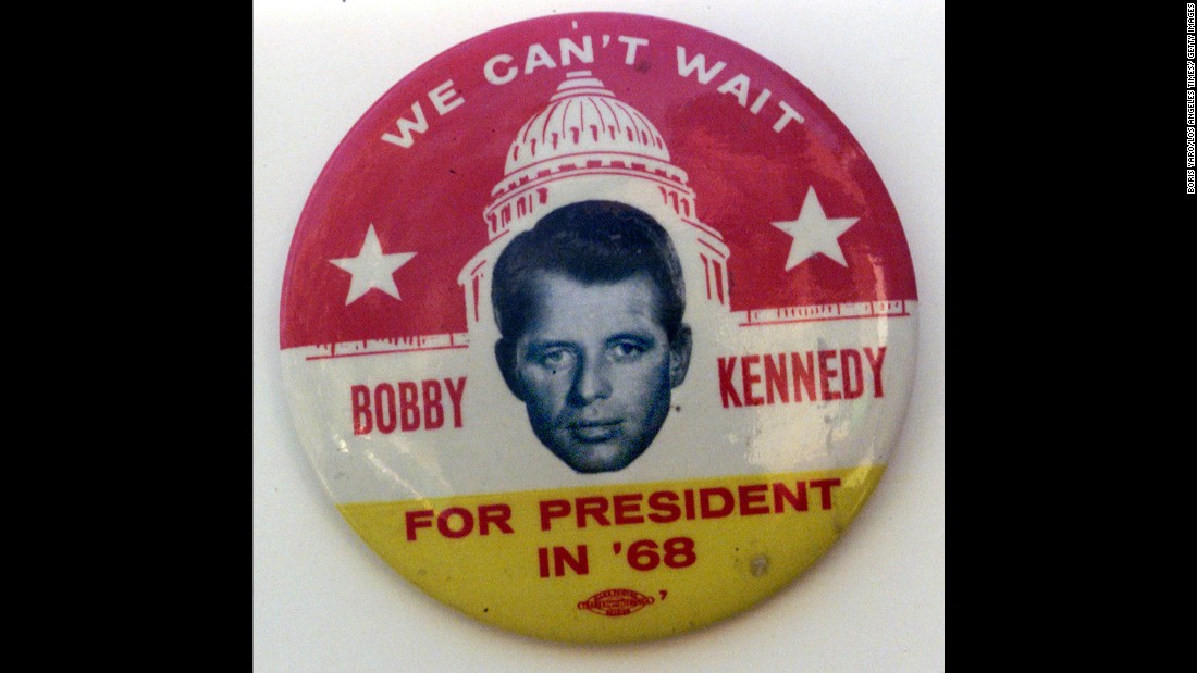 Robert F. Kennedy, John F. Kennedy's brother, won five of six Democratic primaries before he was assassinated in 1968.