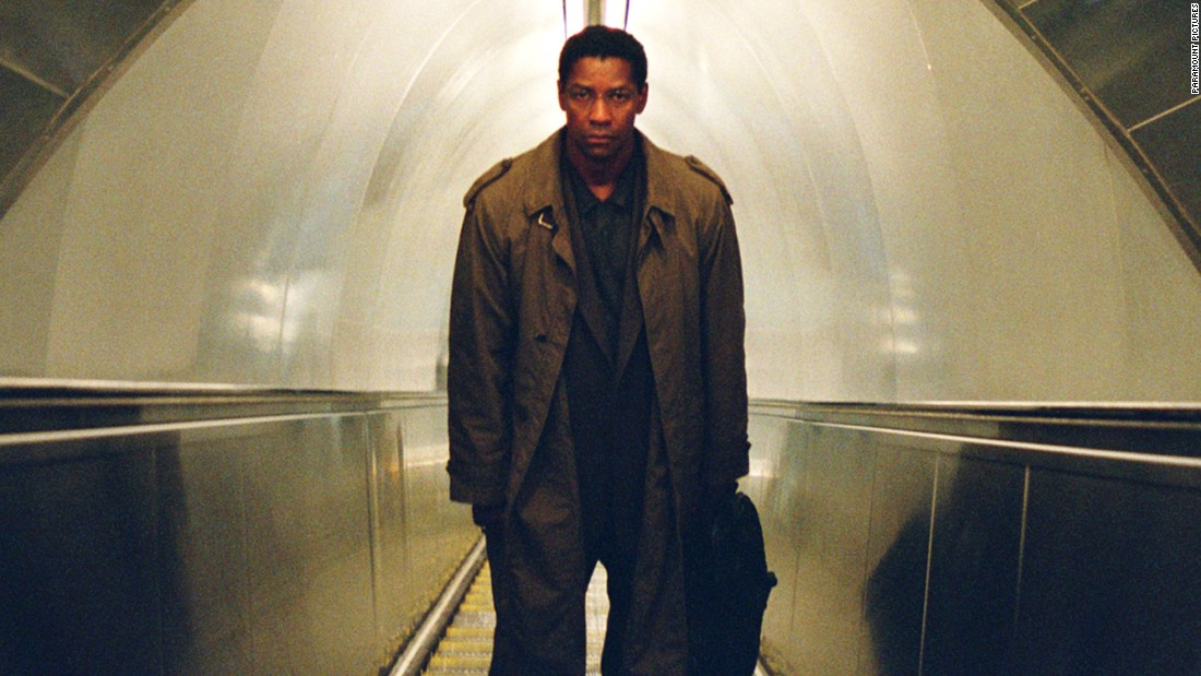 "Denzel Washington stars in this 2004 remake of<strong> ""Manchurian Candidate""</strong> based on Richard Condon's novel of the same name. He stars as a veteran who finds himself deeply involved in an insidious plot."
