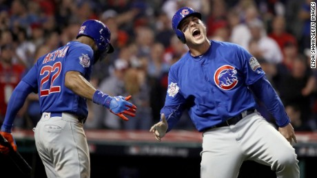 Believe it! Chicago Cubs end the curse, win 2016 World Series