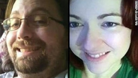 Charles Carver and Kala Brown went missing,