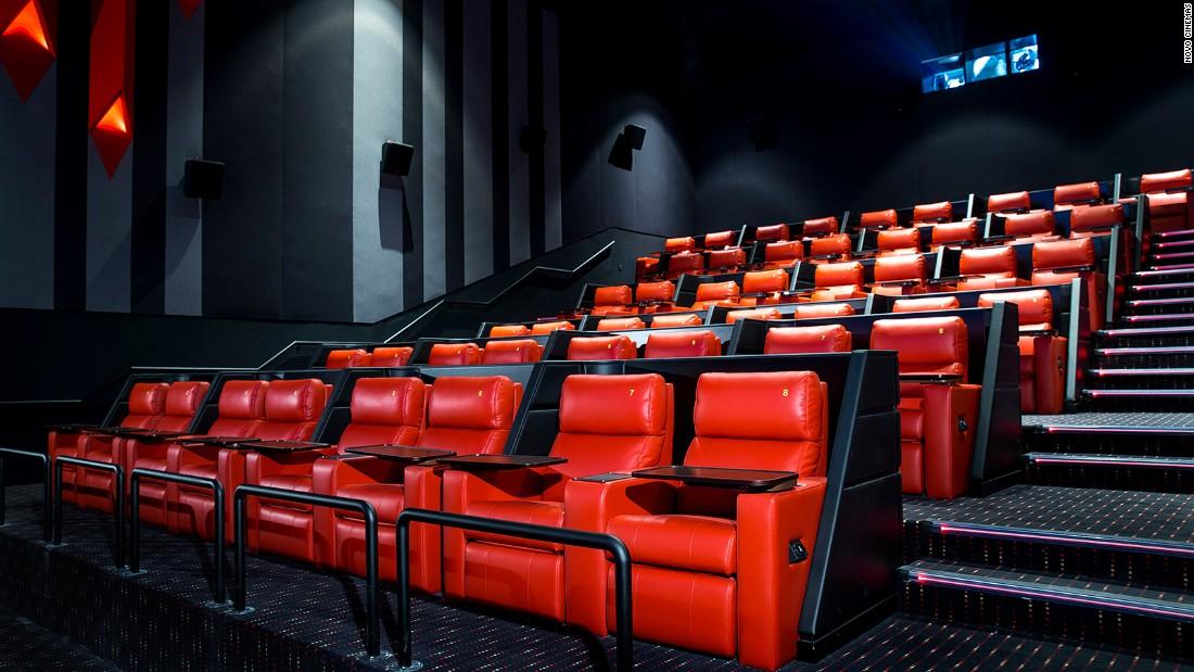 Movie theater 93230