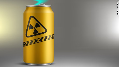 DANGER WITH ENERGY DRINKS!