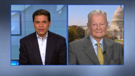 Brzezinski on foreign policy issues facing next president