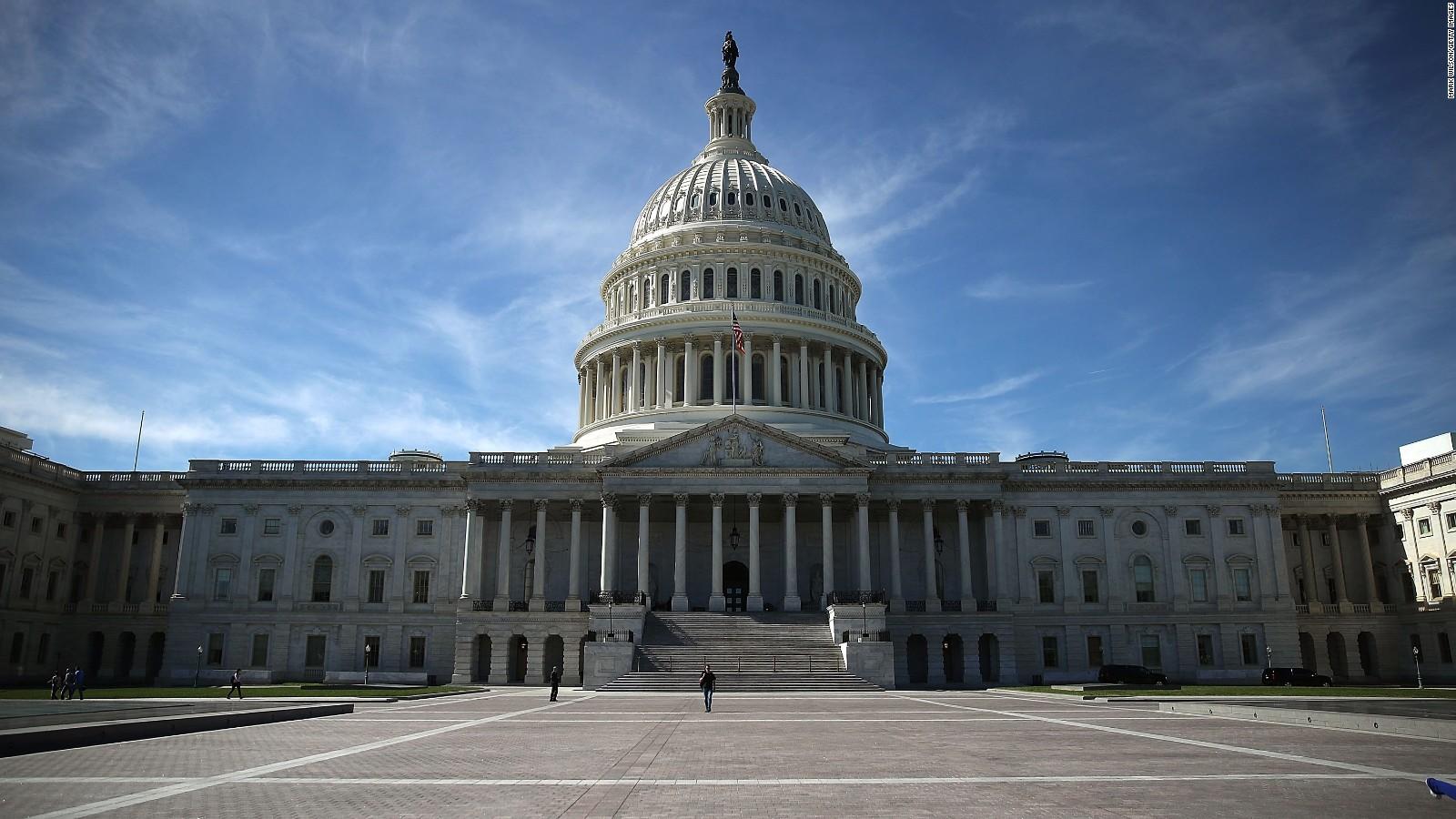 Congress Stays Under Republican Control CNNPolitics - Us map electoral votes 2016 unfilled