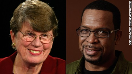 "The late Janet Reno was the subject of a Luther ""Uncle Luke"" Campbell song."