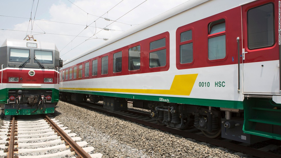 The latest to be inaugurated, in January 2017, is a 756-kilometer railway which links Ethiopia's Addis Ababa to Djibouti.