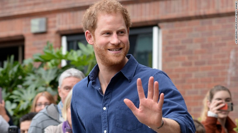 Listen: Prince Harry reveals grief battle