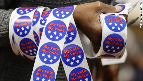Voter turnout at 20-year low in 2016
