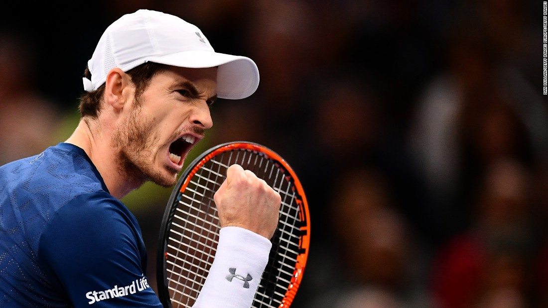 Wimbledon champion, Olympic gold medalist and world No.1 -- Andy Murray could hardly have had a better 2016.