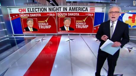 In Clinton Vs Trump Watch The Data Not The Drama CNN - Cnn us election map