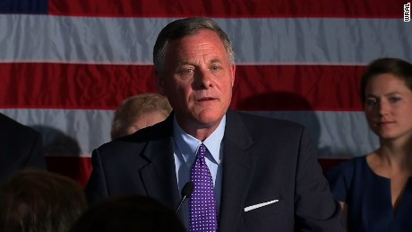 Sen. Richard Burr, a North Carolina Republican and chairman of the Senate intelligence committee