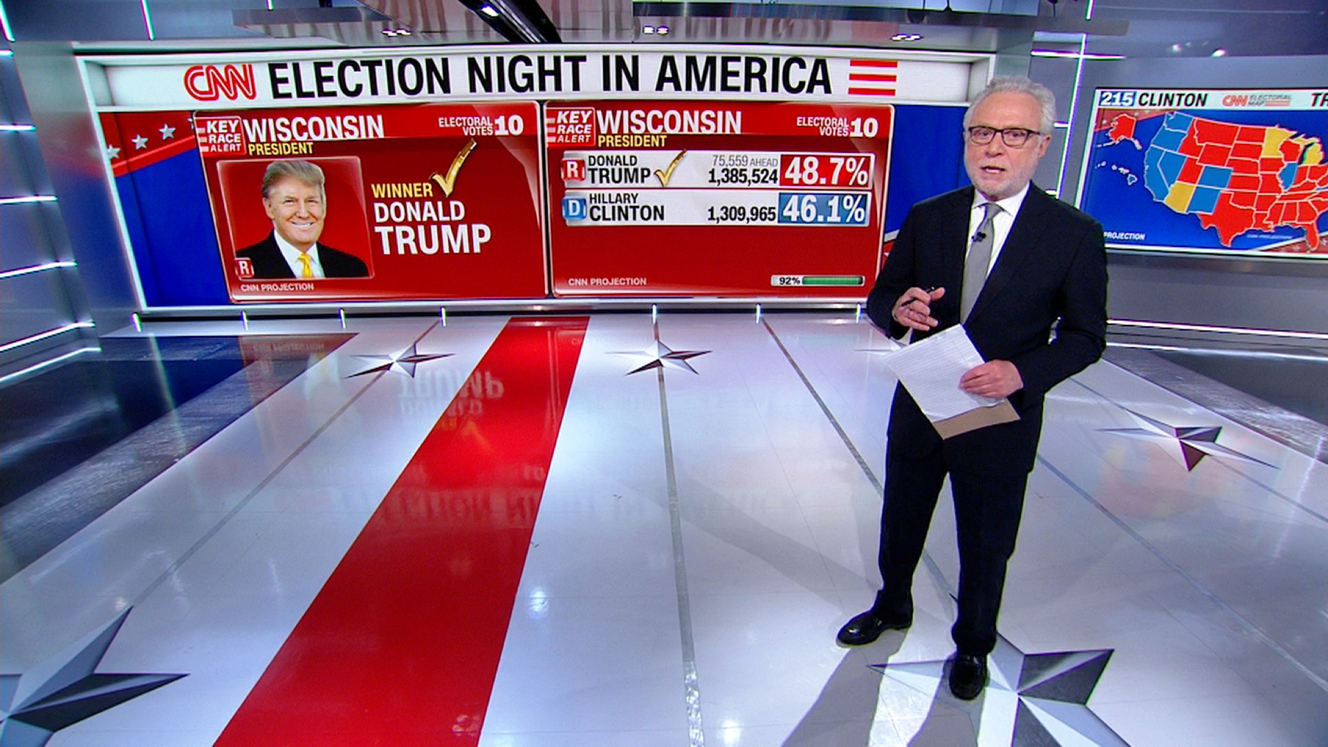 State Calls From Election Night In Seconds CNN Video - 18 hilarious reactions to donald trump winning the election