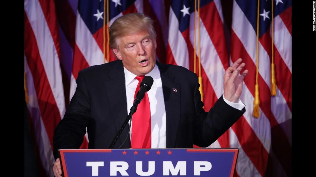 Russia's Putin, others pleased as Trump win shocks world