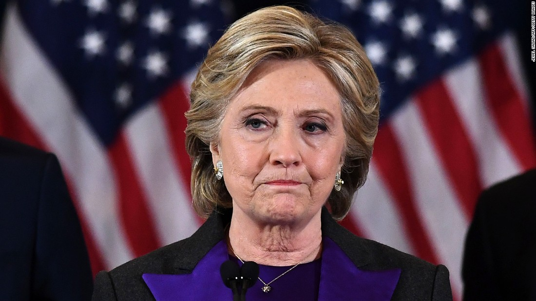 Hillary Clinton lost the election but is winning the popular vote