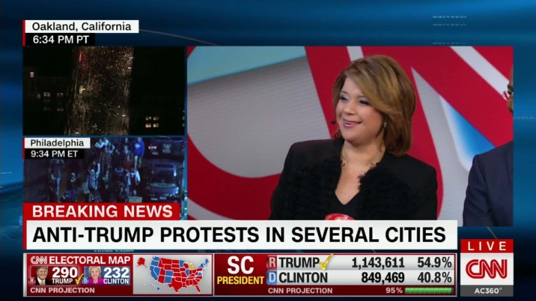 exp ana navarro trump win 2016 election intv ac360_00002001