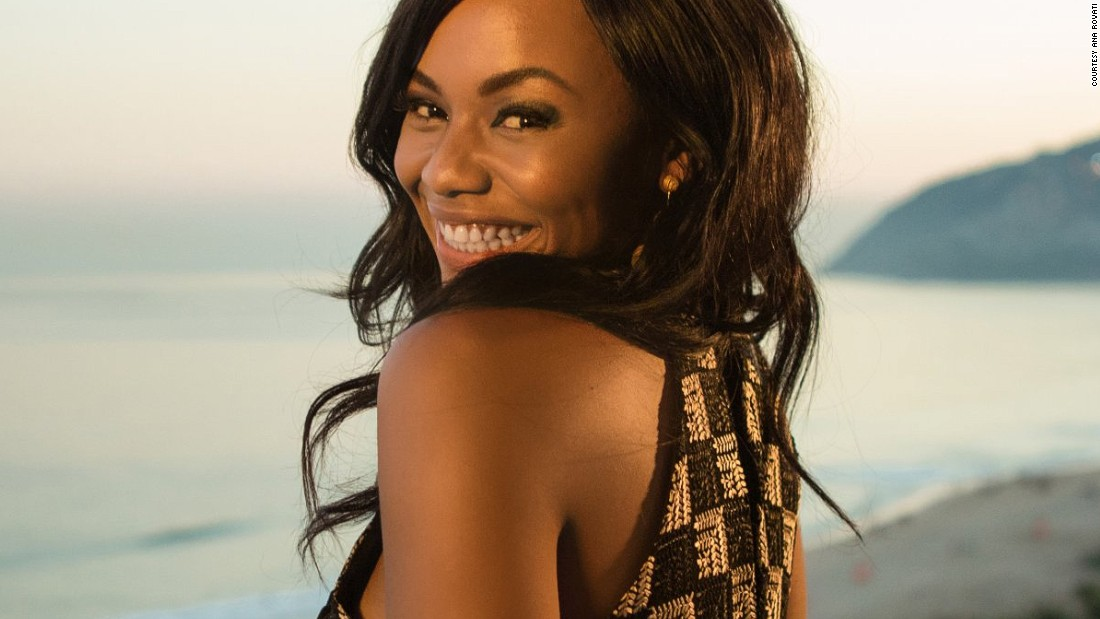 """Ipanema needed somebody that speaks to both people in Lagos and also people in Cape Town, a continental media personality, which I think I fit into really well,"" Matheba tells CNN."