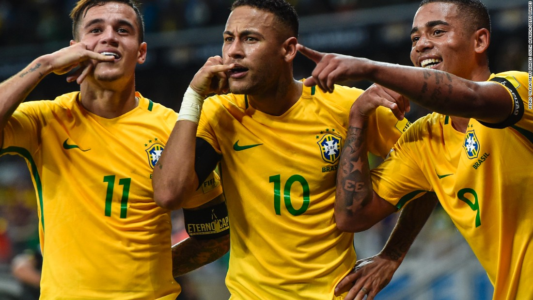 Brazil piles hurt on Leo Messi's Argentina in crucial qualifier